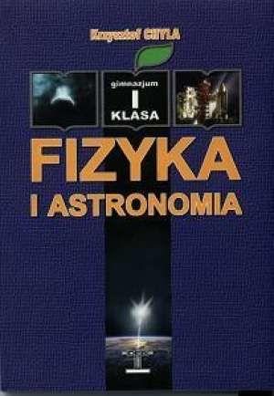 Fizyka i astronomia kl.1 gim-podręcznik