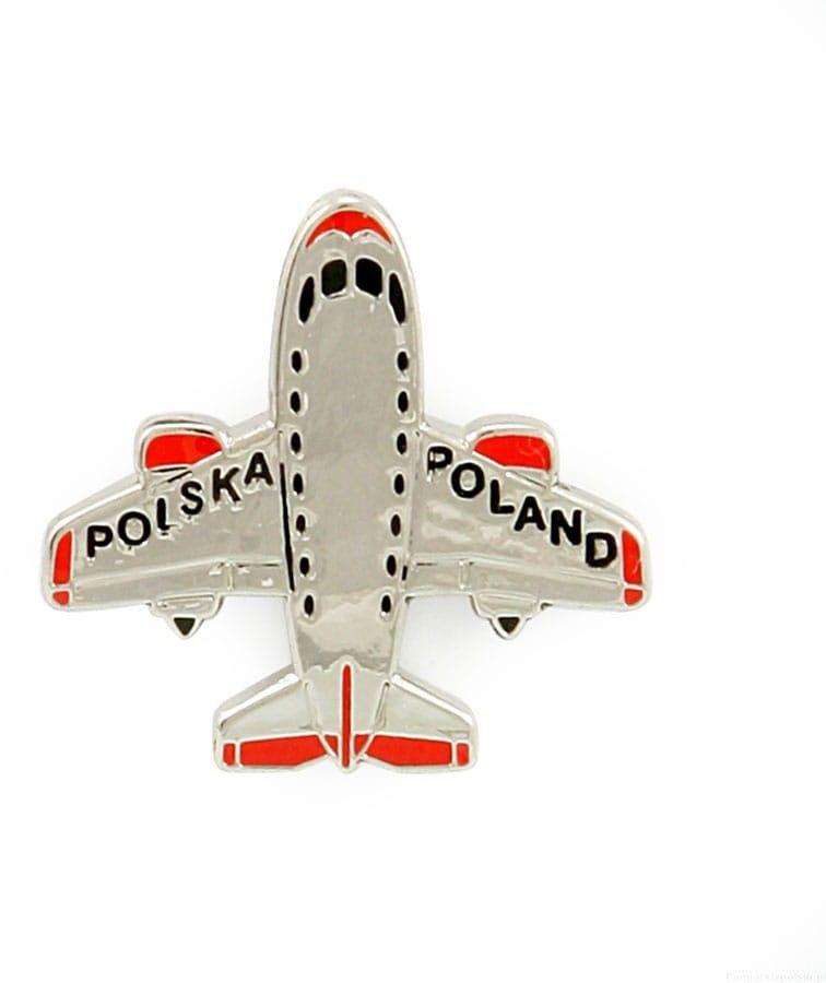 Samolot Polska , przypinka