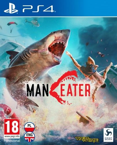 Maneater Day One Edition PS 4