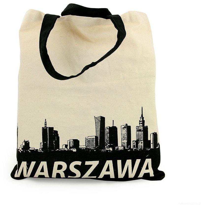 Torba płócienna Warszawa Warsaw