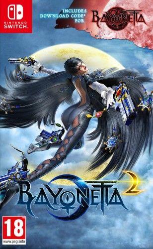 Bayonetta + Bayonetta 2 NS