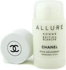 Chanel Allure Homme Édition Blanche 75 ml dezodorant w sztyfcie dla mężczyzn dezodorant w sztyfcie + do każdego zamówienia upominek.