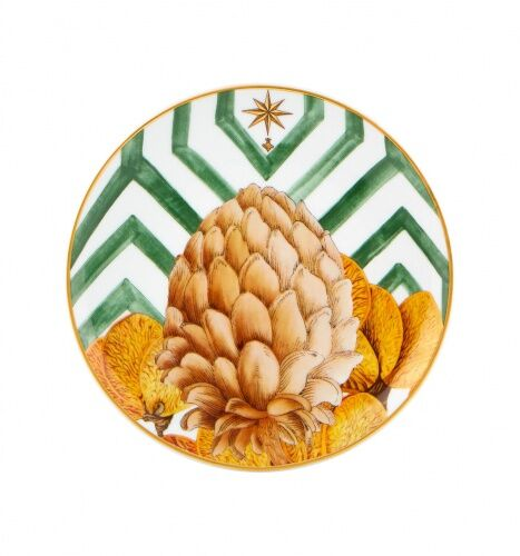 Talerzyk do masła z kolekcji Amazōnia firmy Vista Alegre