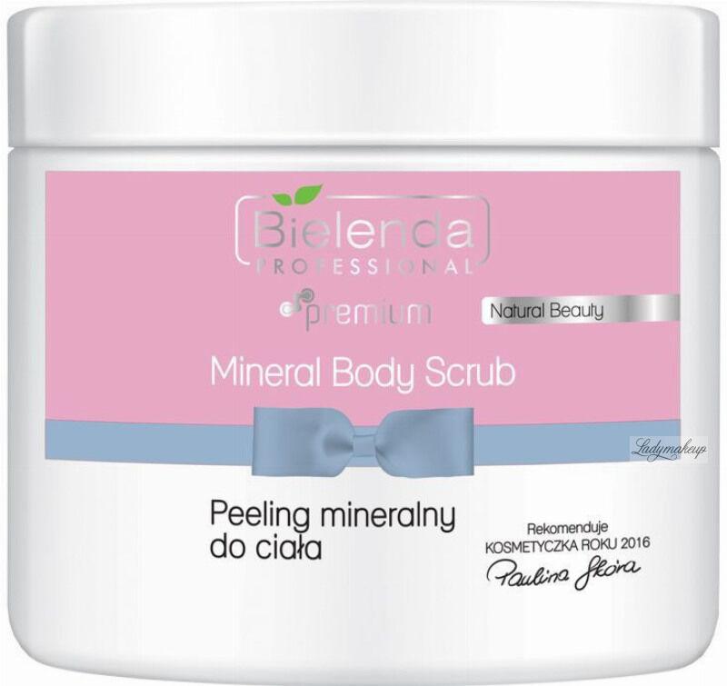 Bielenda Professional - Mineral Body Scrub - Mineralny peeling do ciała - 650 g
