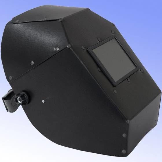 Przyłbica, Maska spawalnicza uchylna DES009