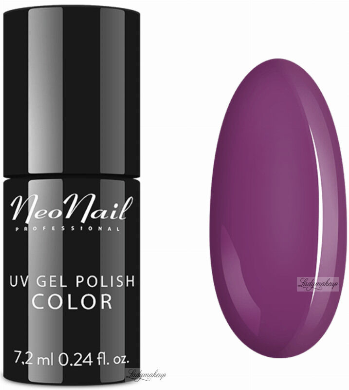 NeoNail - UV GEL POLISH COLOR - COVER GIRL - Lakier hybrydowy - 7,2 ml - 6669-7 POSH PARTY