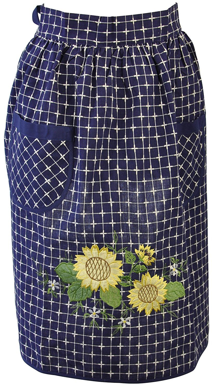 Bellanda Fartuch półochronny, poliester, niebieski, 86 x 66 x 0,5 cm