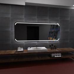 Lustro LED MEDIOLAN 80x60cm.