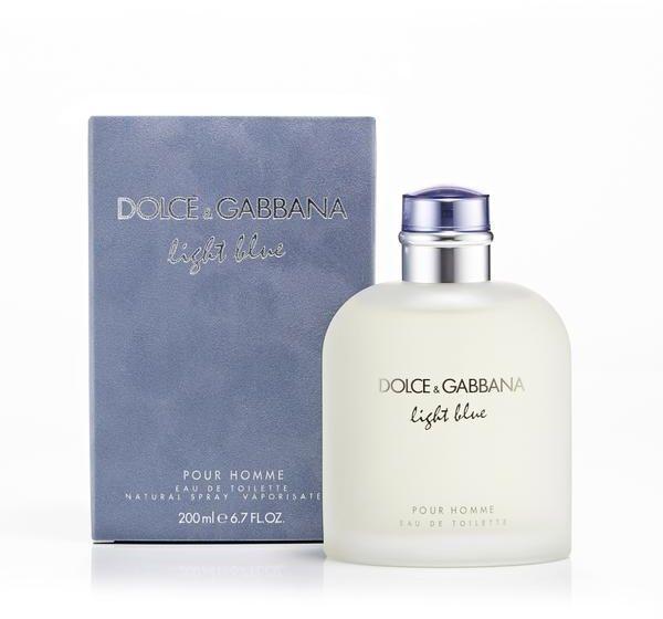 Dolce Gabbana Light Blue Sun Pour Homme woda toaletowa - 75ml