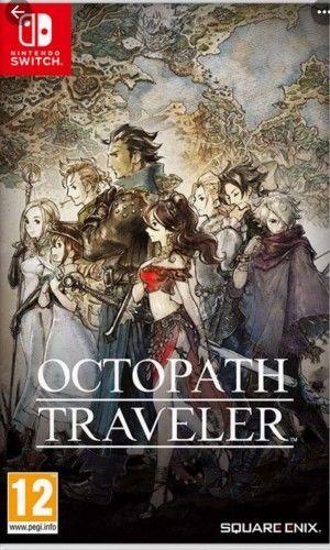Octopath Traveller NS
