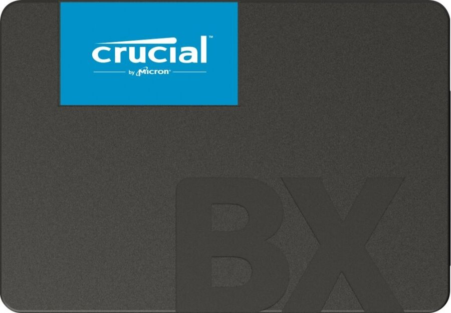 Crucial Dysk SSD BX500 480GB SATA3 2.5 540 500MB s