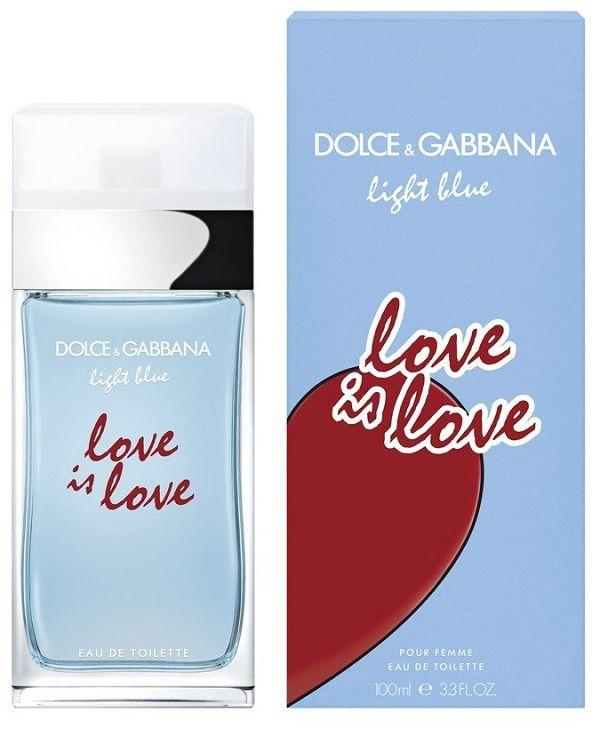 Dolce Gabbana Light Blue Love is Love Woman woda toaletowa - 50ml