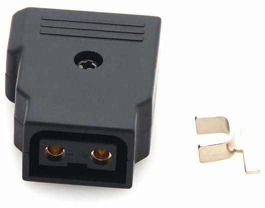 FOTGA D-Tap żeński adapter złącza do Anton Bauer Sony V-Mount kamera zasilająca bateria, do samodzielnego wykonania