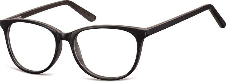 Oprawki okulary korekcyjne Sunoptic CP152A ciemnoszare