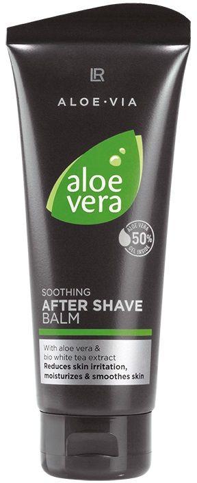 Aloe Vera Balsam pielęgnacyjny po goleniu 100ml