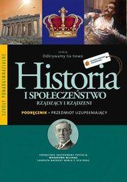 Odkrywamy na nowo Przedmiot uzupełniający Historia i społeczeństwo Podręcznik ZAKŁADKA DO KSIĄŻEK GRATIS DO KAŻDEGO ZAMÓWIENIA