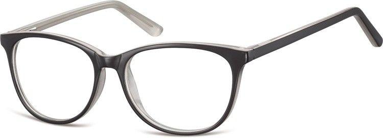 Oprawki okulary korekcyjne Sunoptic CP152B szare