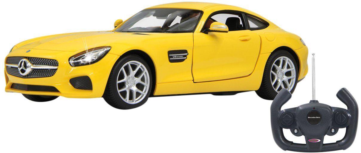 """Jamara 405069 """"40 MHz Mercedes AMG GT 1:14 RC Door"""" zabawka"""