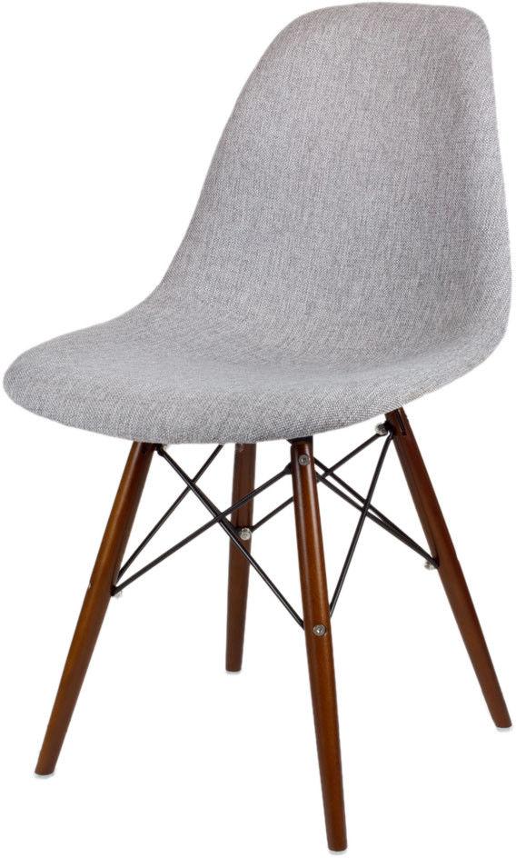 Sk Design Kr012 Tapicerowane Krzesło Muna8 Wenge