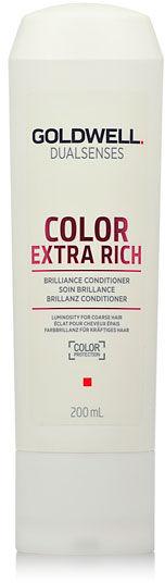 Goldwell Dualsenses Color Extra Rich Odżywka do włosów farbowanych 200 ml
