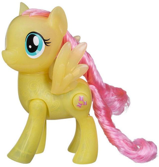 My Little Pony Movie - Świecące kopytka Kucyk Fluttershy E0686