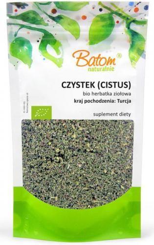 Czystek - herbatka luz BIO 75 g Batom