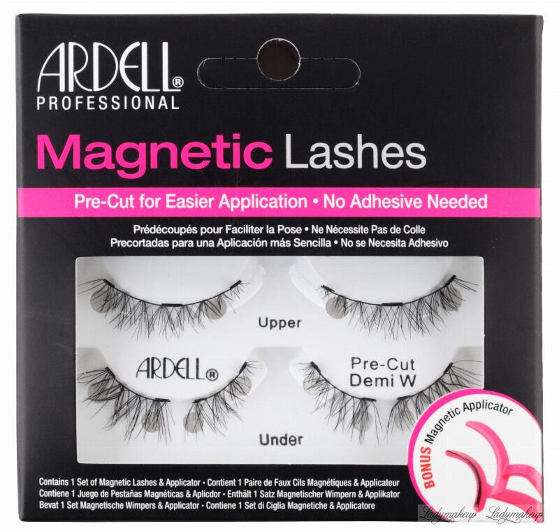 ARDELL - Magnetic Lashes - Magnetyczne rzęsy na pasku - Pre Cut Demi W