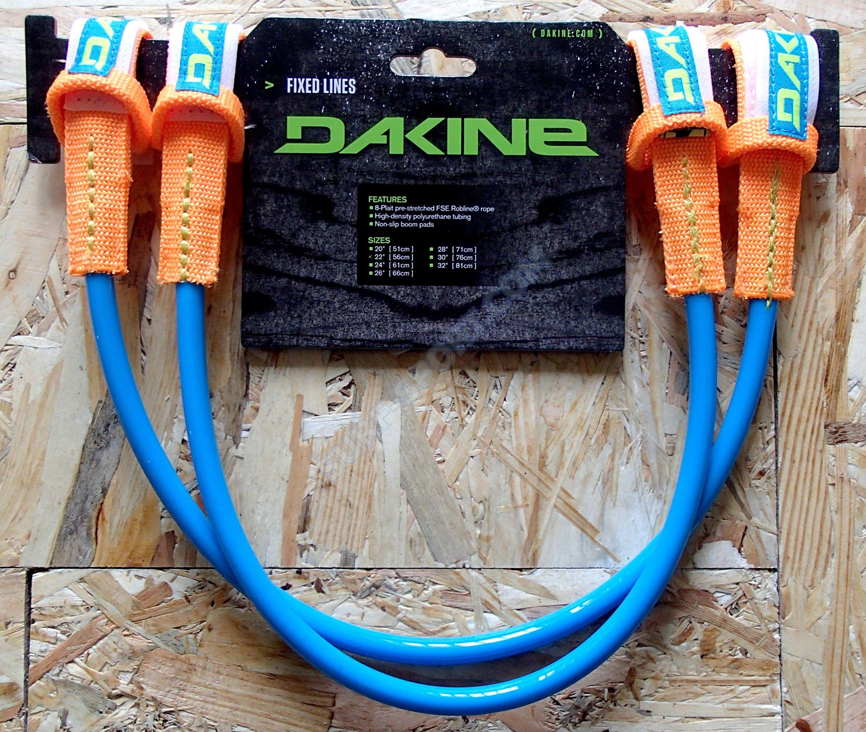 Linki trapezowe Dakine Fixed Neon stałe