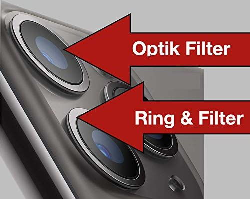lensCOVER + Pierścień Huawei Mate 30 Pro