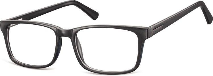 Oprawki okulary optyczne Sunoptic CP150 czarne