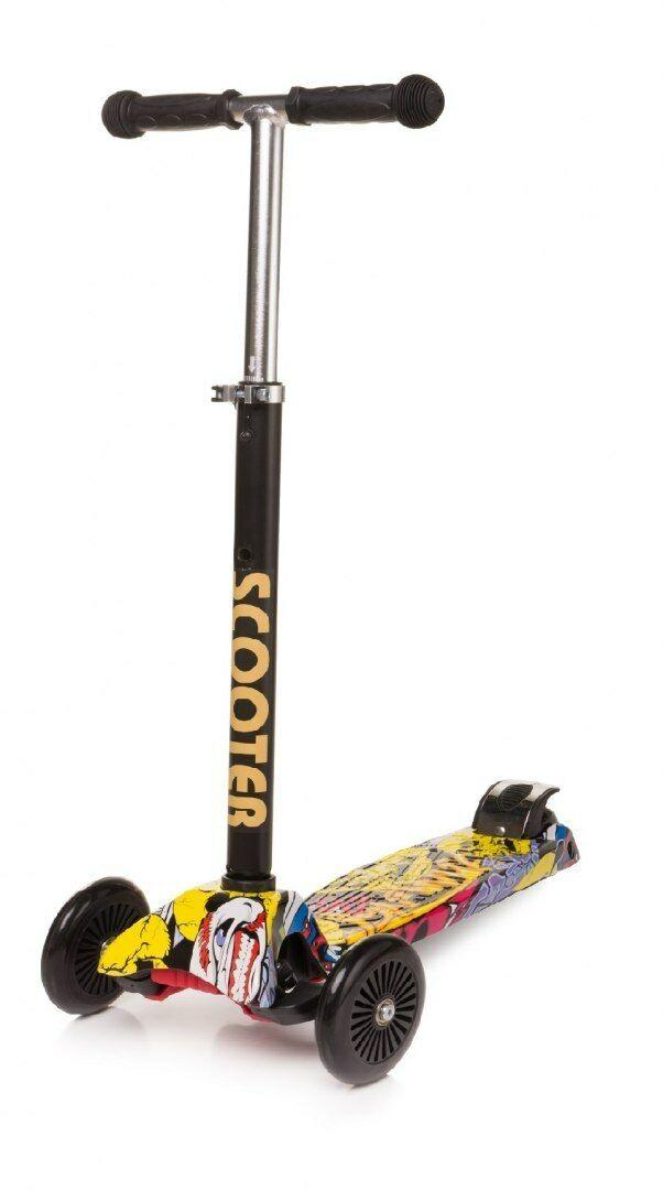 Hulajnoga balansowa Mini Scooter Yellow