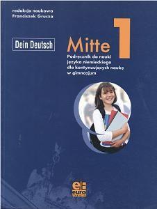 Mitte dein deutsch 1 podręcznik