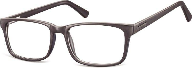 Oprawki okulary optyczne korekcja Sunoptic CP150C ciemnobrazowe