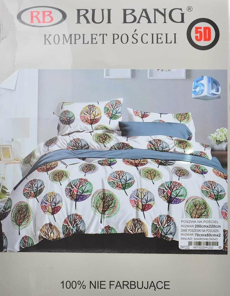Pantofelek24.pl Komplet pościeli