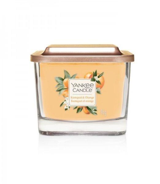 Yankee Candle Yankee Candle Elevation Kumquat & Orange świeczka zapachowa 96 g