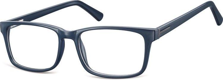 Oprawki okulary korekcja Sunoptic CP150D ciemnogranatowe