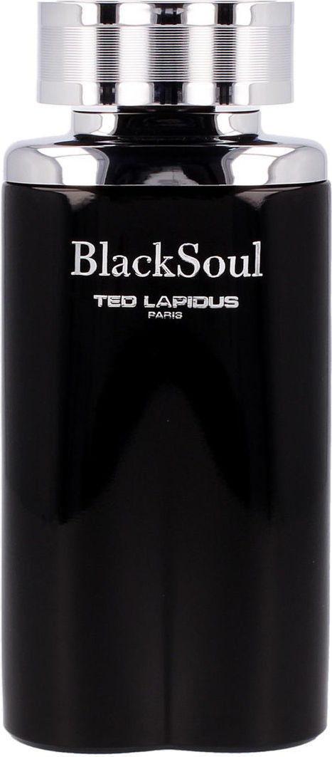 Ted Lapidus Black Soul 100 ml woda toaletowa dla mężczyzn woda toaletowa + do każdego zamówienia upominek.