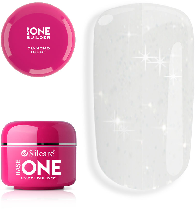 Base One Żel UV Diamond Touch 50 g