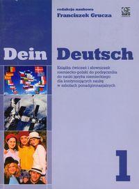 Dein Deutsch 1 Książka ćwiczeń