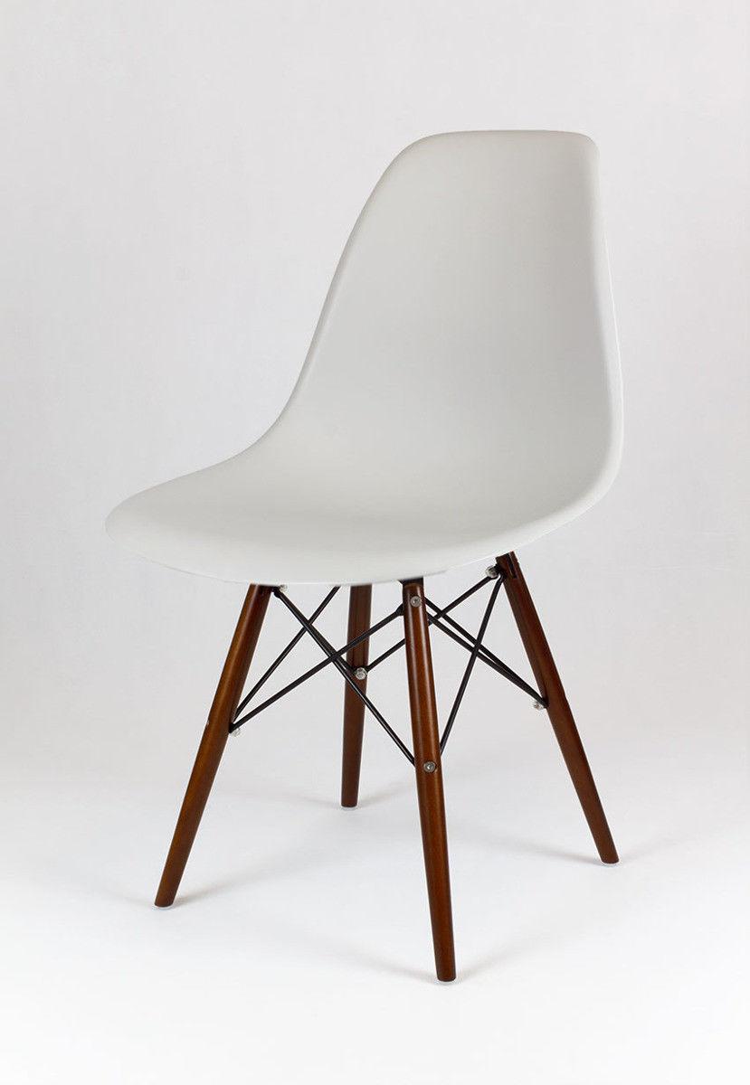 Sk Design Kr012 Jasnoszare Krzesło Wenge