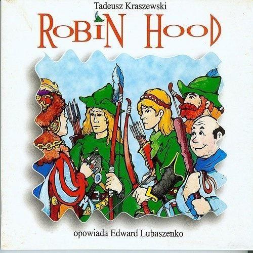 Robin Hood audiobook ZAKŁADKA DO KSIĄŻEK GRATIS DO KAŻDEGO ZAMÓWIENIA