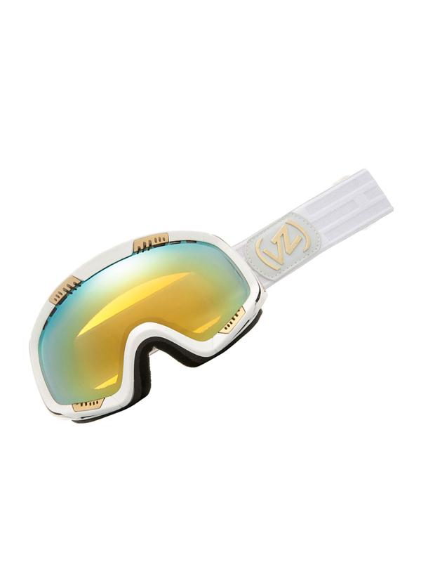 Vonzipper FEENOM WHITE GLOSS womens snowboard goggles