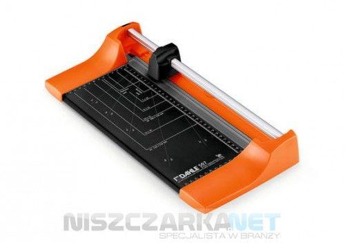 Trymer DAHLE 507 Color pomarańczowy