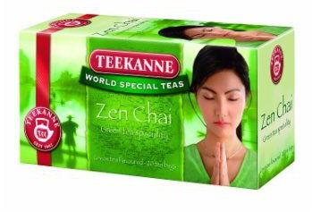 Herbata zielona kopertowana TEEKANNE Zen Chai 20szt. /53595/