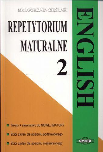 English. Repetytorium maturalne. Część 2. Wagros