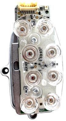 1x Nowy Kierunkowskaz Moduł LED Reflektorów Xenon Prawa Strona BMW 7 F01 F02 F03 LCI 7339058