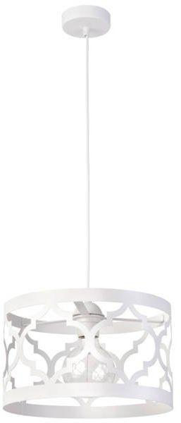 Orientalna lampa wisząca MODUŁ MAROKO ZWIS M biały 31591