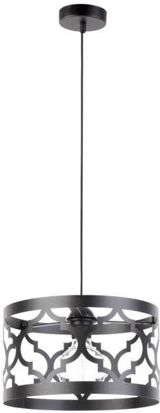 Orientalna lampa wisząca MODUŁ MAROKO ZWIS M czarny 31590