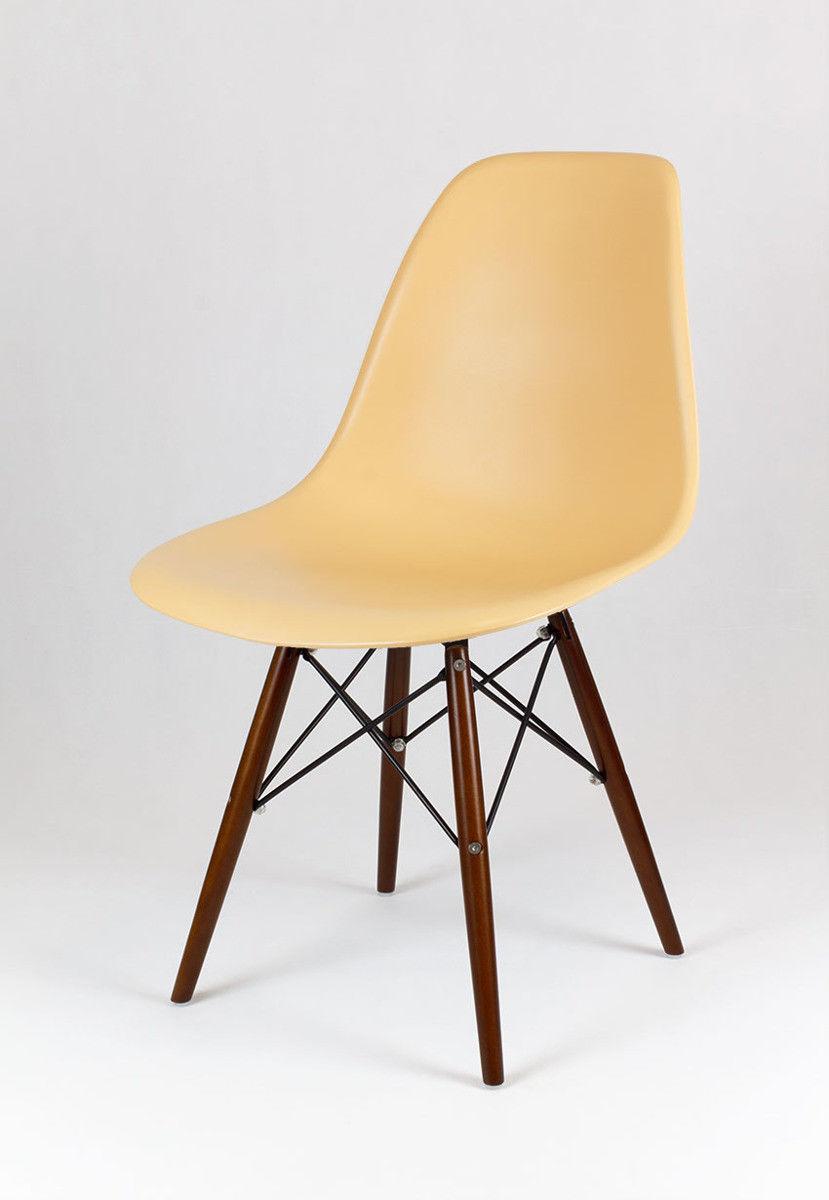 Sk Design Kr012 Piaskowe Krzesło Wenge