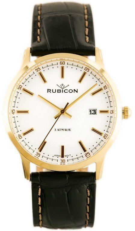 ZEGAREK MĘSKI RUBICON RNCD85 (zr085b)